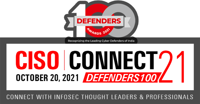Defenders 100 Award is the best ever initiative to inspire the innovative, talented and hard-working CISOs and InfoSec leaders across the verticals, nationwide. If you are the person, standing in between the intruder and your organization's most valuable information, then don't wait. You'll be surrounded by the nation's most accomplished IT security leaders, all focused on sharpening the connection between innovation, IT security value and financial success.