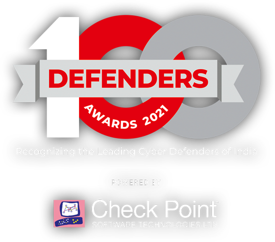 Defenders 100 Awards is the best ever initiative to inspire the innovative, talented and hard-working CISOs and InfoSec leaders across the verticals, nationwide. If you are the person, standing in between the intruder and your organization's most valuable information, then don't wait. You'll be surrounded by the nation's most accomplished IT security leaders, all focused on sharpening the connection between innovation, IT security value and financial success.